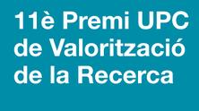 11è Premi UPC de Valorització de la Recerca