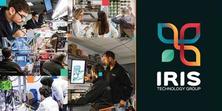 No t'ho perdis! Avui 10h visita a IRIS Technology Solutions