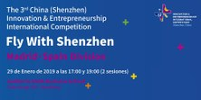 3rd China (Shenzhen) Innovation & Entrepreneurship International Competition in Spain