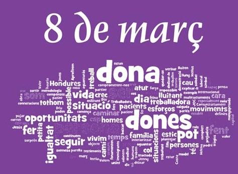 8 de març - Dia Internacional de la Dona Treballadora