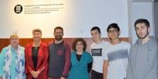 Acte de lliurament del Premi Cangur del Campus del Baix Llobregat 2019