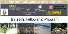 Balsells Graduate Fellowship Program presentation