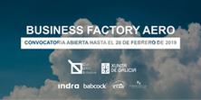Business Factory Aeronautics: Primera convocatòria per a startups / spinoffs i projectes emprenedors