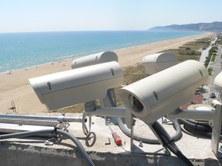 Canvi en les comunicacions del sistema de vídeo-monitorització de la platja de Castelldefels