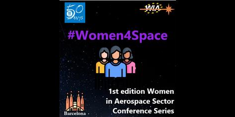 """Cicle de conferències """"Women4Space"""""""