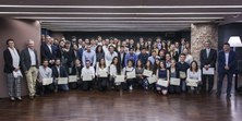 Two EETAC master students have received an Excellence Grant from Fundació Catalunya-La Pedrera