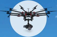 Exposició Els Drons del Futur