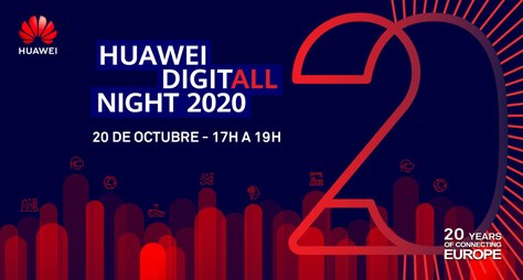 Huawei DigitAll Night 2020