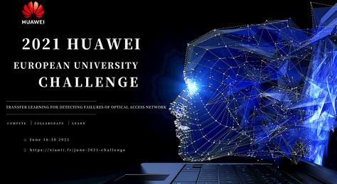 Innovation HUB UPC - HUAWEI: Huawei Data Challenge | June 2021