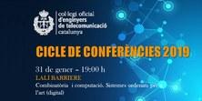 Conferència: Pensament combinatori i art computacional. Sistemes ordenats per a l'art (digital)
