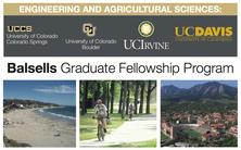 Presentació del Balsells Graduate Fellowship Program