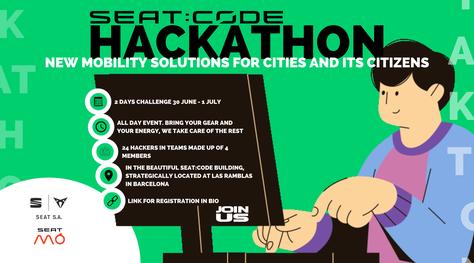 SEAT:CODE Hackathon 2021
