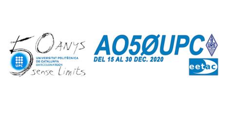 Èxit del Concurs Internacional Diploma 50 Aniversari de la UPC, organitzat per l'EETAC i el Consell Territorial de Catalunya (URE)