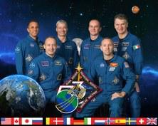 Últimes notícies: al desembre contacta amb l'International Space Station (ISS)