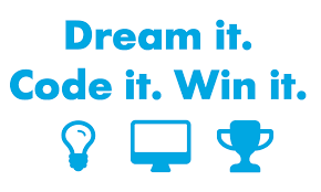 """Until April 3rd - Third Annual """"Dream it. Code it. Win it."""" Contest"""