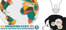 XXV Convocatòria d'Ajuts per a Activitats de Cooperació del Centre de Cooperació per al Desenvolupament (CCD-UPC)