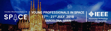 Young Professionals in Space (YPS) - 17th to 21st of July at Universitat Politècnica de Catalunya (UPC)